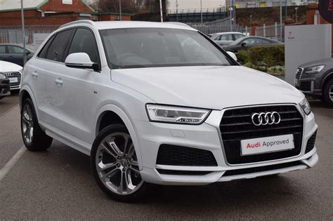 S Line Audi Q3 by Used 2018 Audi Q3 S Line Edition 1 4 Tfsi Cylinder On