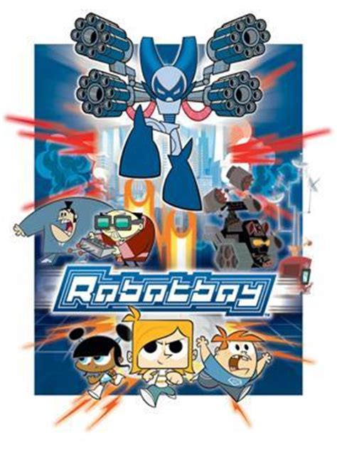 film of robot boy robotboy tv series 2005 filmaffinity