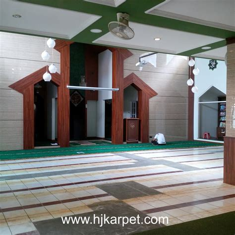 Karpet Talang Bandung pemasangan karpet masjid al hidayah bandung hjkarpet