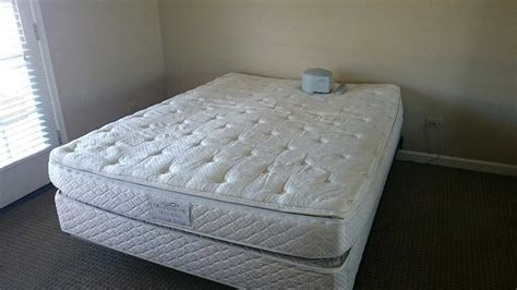 select comfort bed letgo queen select comfort bed frame in phoenix az
