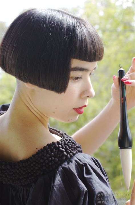 www ponytail with high nape shave haircut com 57 best images about micro bob on pinterest bobs beauty