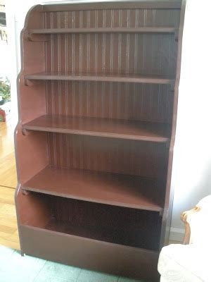 land of nod bankable bookcase with power tools wainscoted nursery part 3