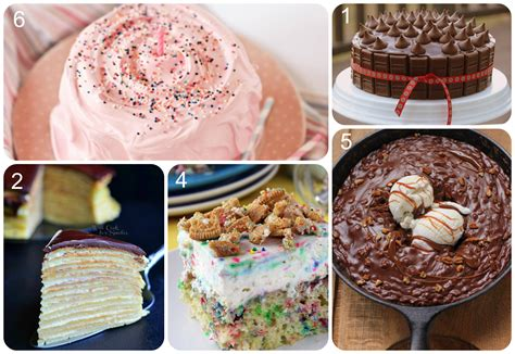 birthday cake recipes easy birthday cake recipe