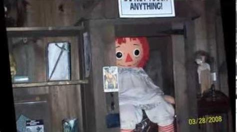 annabelle doll true story wiki annabelle is real true story villains wiki