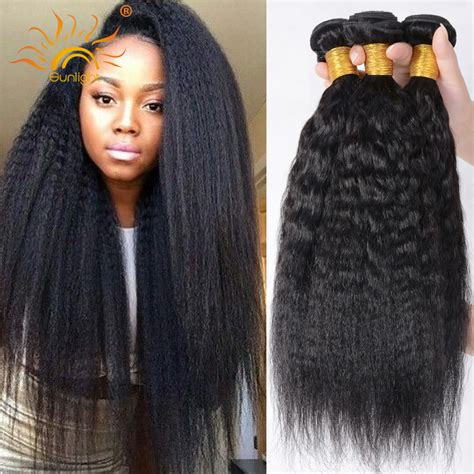 where to purchse hw234 brazillian hair aliexpress com buy brazilian kinky straight hair 4