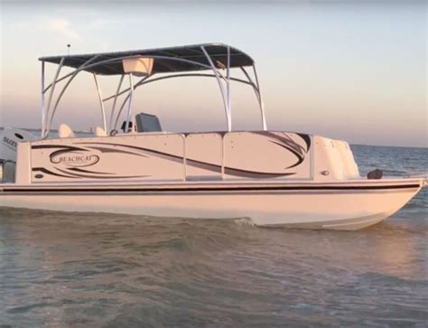 best pontoon boats for saltwater what is the smallest pontoon boat that you can buy