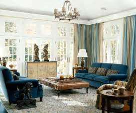Blue And Brown Decor by Navy Blue Brown Living Room Modern House