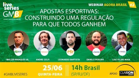 tudo sobre  futuro das apostas esportivas  brasil  segundo webinar  gmb games magazine