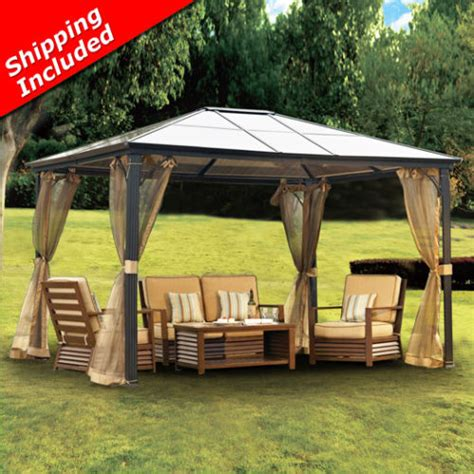 Best Gazebo 500 Gazebo Canopy Tent 10 X 12 Discontinued 28 Images 12