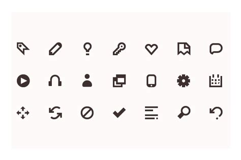 minimalist icons 32 and minimalist icon packs psdfan