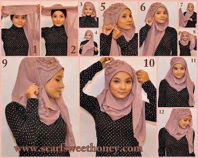 cara memakai hijab modern dian pelangi hijab style jpg tattoo