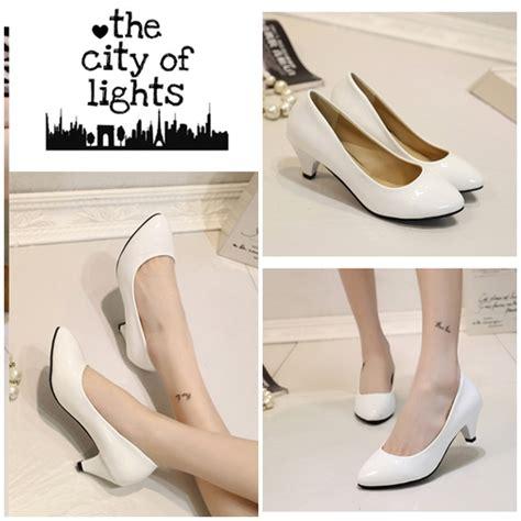 Tas Paket Sepatu 5in1 Tas Wedges Boot Sandal 5 In 1 Ck Janeta 1 jual shh801 white sepatu low heels cantik 6cm grosirimpor