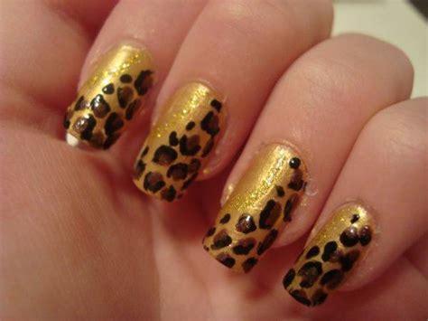 tutorial unghie nail art nail art tutorial unghie leopardate sologossip it