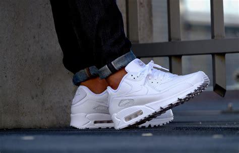 Nike Air Max 90 Premium 113 nike air max 90 leather white white 302519 113