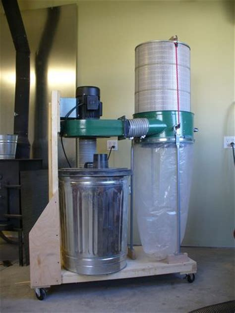 Cyclone Dust Collector Diy Filter Tablesaw Dust Separator Pemisah Se dust collection question by bobmedic lumberjocks