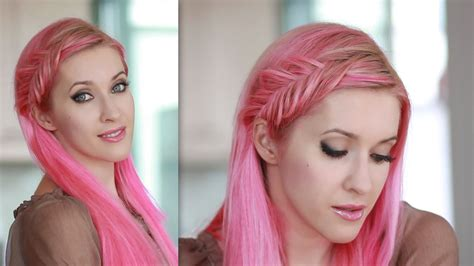 what kind of exentions doe lilth moon wear inside out french fishtail braid tutorial everyday