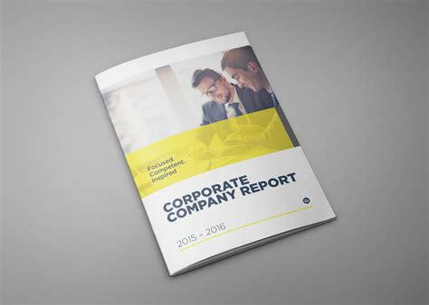 printing company profile layout modern corporate brochures company profile rep on
