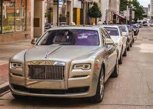 Rolls Royce Of America 2015 Rolls Royce Ghost Series Ii Test Drive Review