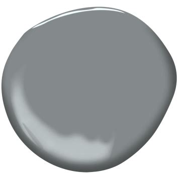 what color is cinder shaker gray 1594 benjamin