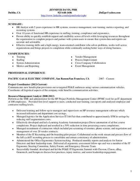 Resume Help Davis Ca Davis Resume External 2012 6
