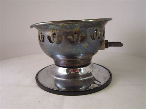 Vacuum Coffee silex glass coffee maker stove 1930s one cup vacuum