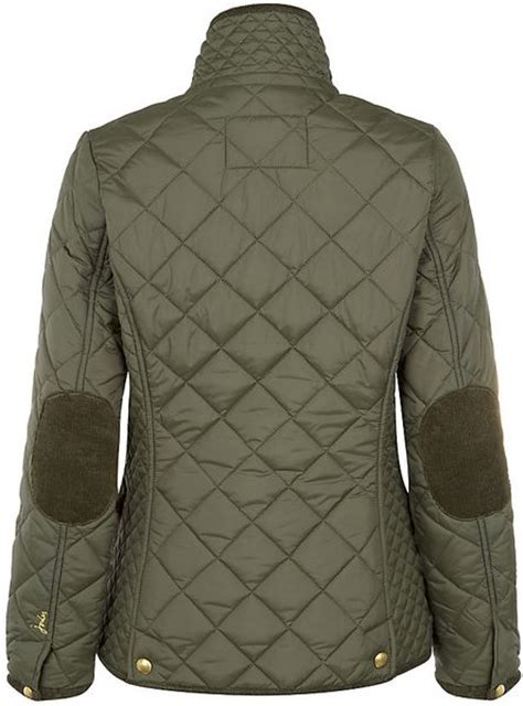 Green Quilted Jacket by Joules Moredale Quilted Jacket In Green Lyst