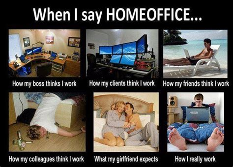 17 best ideas about working from home meme on