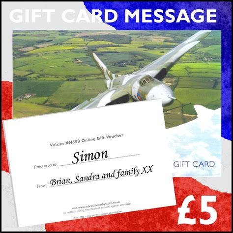 Gift Card Message - gift card message service