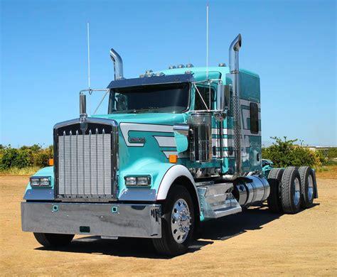 kenworth w900l 2017 kenworth w900l unit k6021 truck tractors ebay