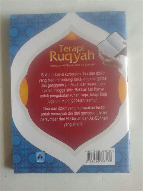 Buku Saku Panduan Haid Nifas Istihadhah Menurut Al Quran Dan As Sunnah Buku Saku Terapi Ruqyah Menurut Al Qur An Dan As Sunnah