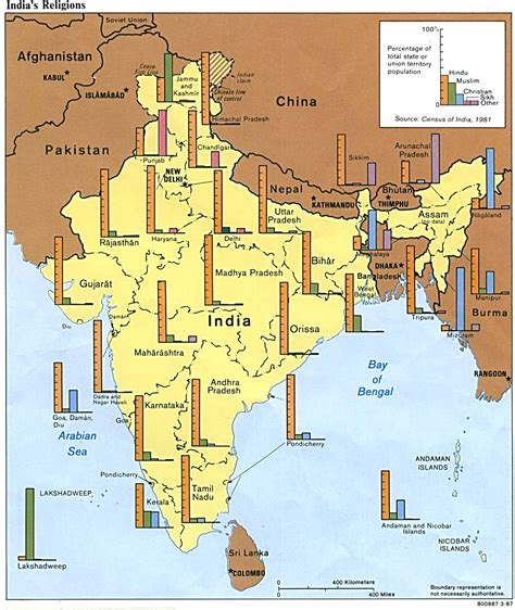 mapas viajar por india