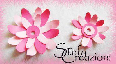 fiori di cartoncino fiori di cartoncino materiali materiali fatti a mano