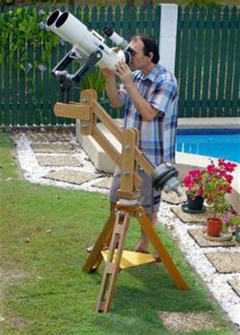 diy parallelogram binocular mount iceinspace
