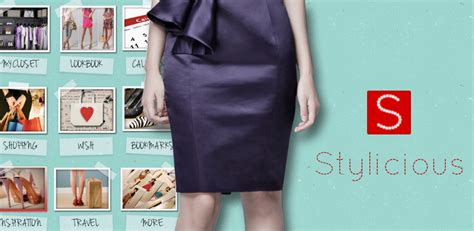 Digitize Your Closet by Stylicious Closet Organizer App Fashion Lookbook And