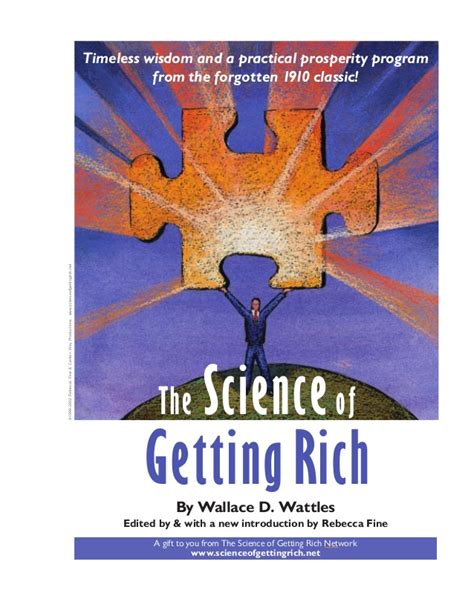 The Science Of Getting Rich 1 the science of getting rich