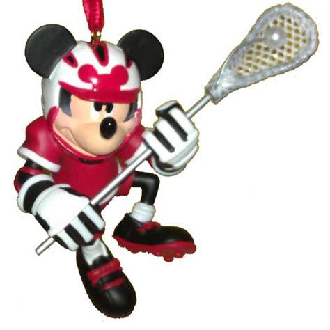 Coklat Stick Mickey Mouse Souvenir your wdw store disney ornament lacrosse mickey