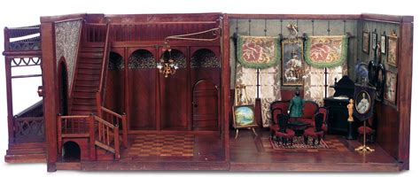 doll house rooms echoes of remembered rooms volume ii 643 wonderful 19th century dollhouse rooms