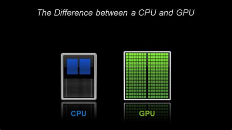 gpu bench marks what s the difference between a cpu and a gpu the official nvidia blog