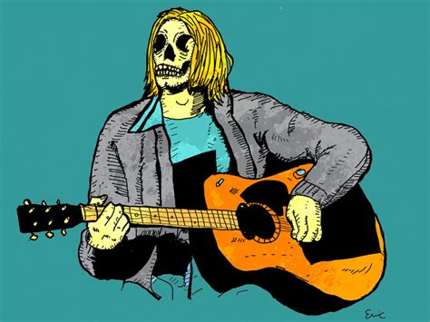 kurt cobain biography come as you are come as you are kurt cobain by sratot on deviantart
