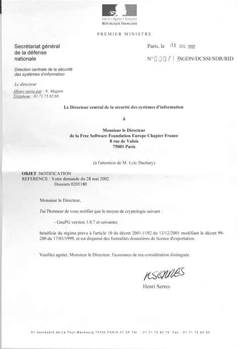 Signature lettre administrative modèle entête de lettre