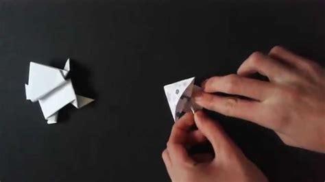 Origami Documentary - origami jak zrobi艸 蟒ab苹 origami 7 cytryna origami