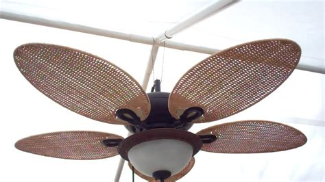gazebo fan with hook rigging up a gazebo ceiling fan youtube