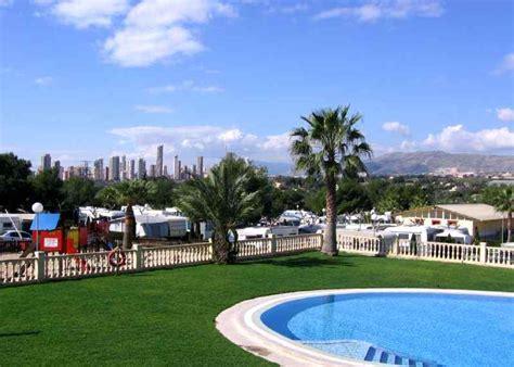 Used Mobile Home Awnings Camping Raco Benidorm Benidorm Caravan Sales