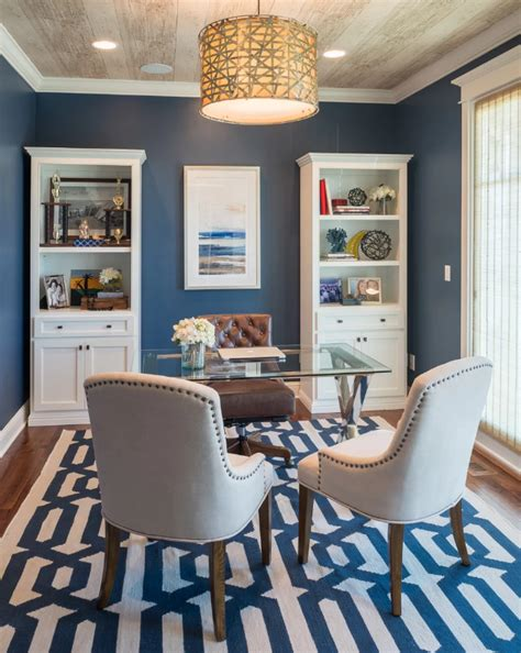 65  Home Offices with an Area Rug (Photos)   Home Stratosphere