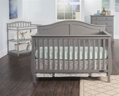 4 In 1 Crib With Changing Table Rs Floral Design 4 In Designer Convertible Cribs