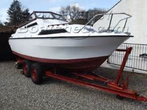 Cabin Cruisers For Sale In Scotland by Picton Cabin Cruiser 21ft For Sale 6 40m 1990 Boatshed