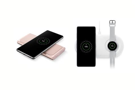 samsung s qi wireless power bank and charger duo pad come to india