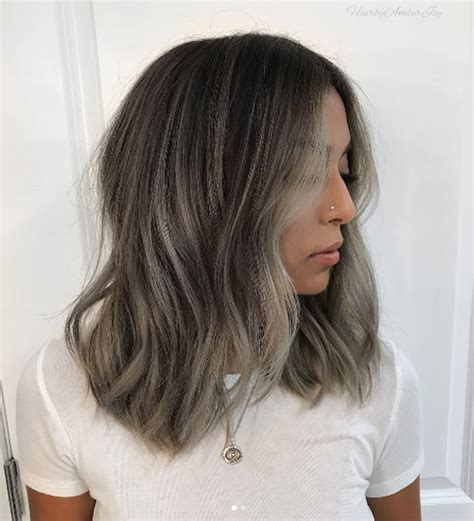 pictures of piecy end haircuts 50 pretty low maintenance lob haircuts for 2018 style