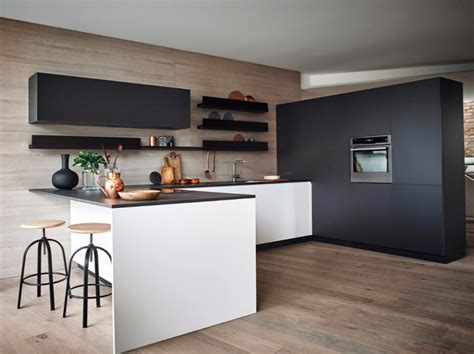 cesar arredamenti lacquered melamine kitchen from cesar arredamenti