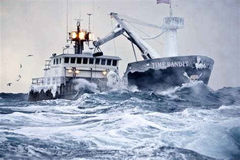 the time bandit deadliest catch discovery deadliest catch josh harris becomes a time bandit and